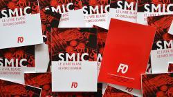 Smic : le livre blanc de Force Ouvrière